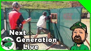 Jacques Grobler, Competitive Shooter Spotlight - Next Generation LIVE