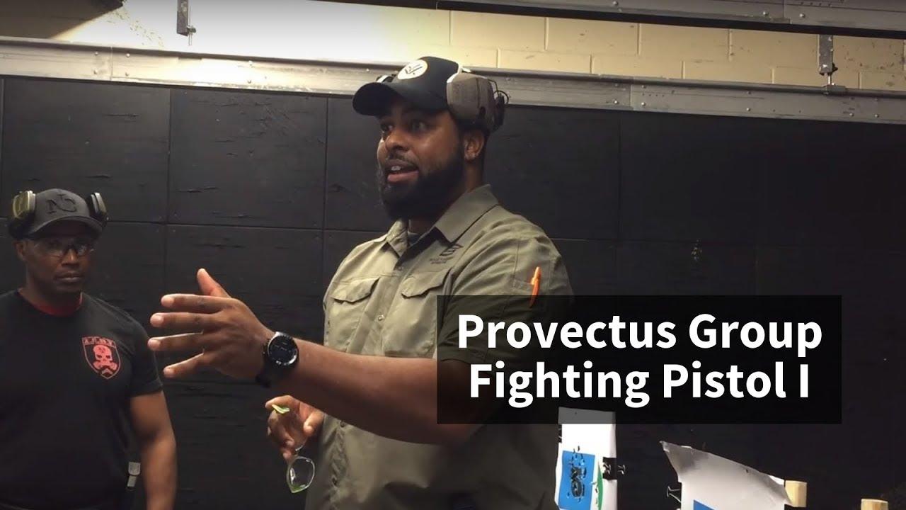 Provectus Group -- Fighting Pistol I