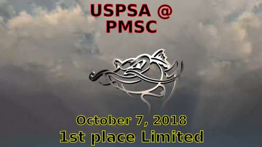 USPSA @ PMSC - October 2018 - Limited