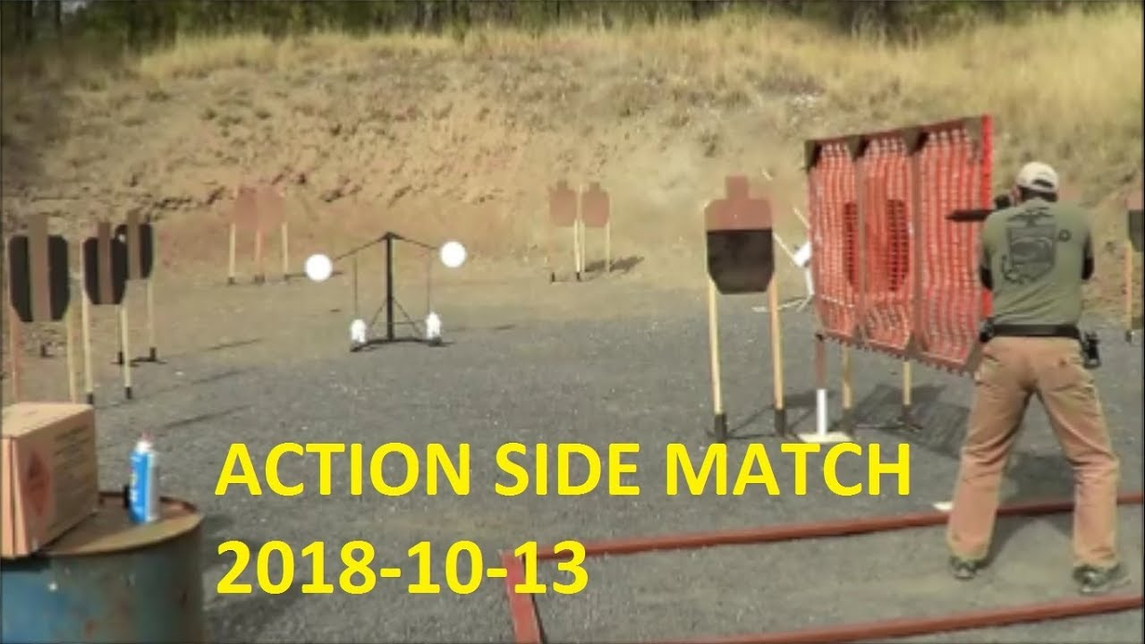 Action side match 2018-10-13 Pistol Caliber Carbine
