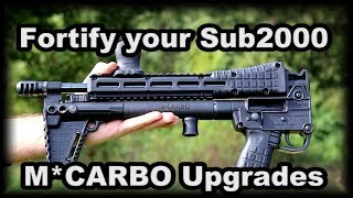 Fortify your Kel Tec Sub2000 MCARBO Upgrades Part2