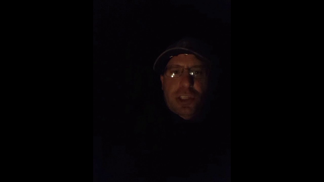 Gun Smoke hindering Vission at night with gun-lights