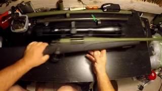 Remington 700 ADL Review. Gun wall Review #7