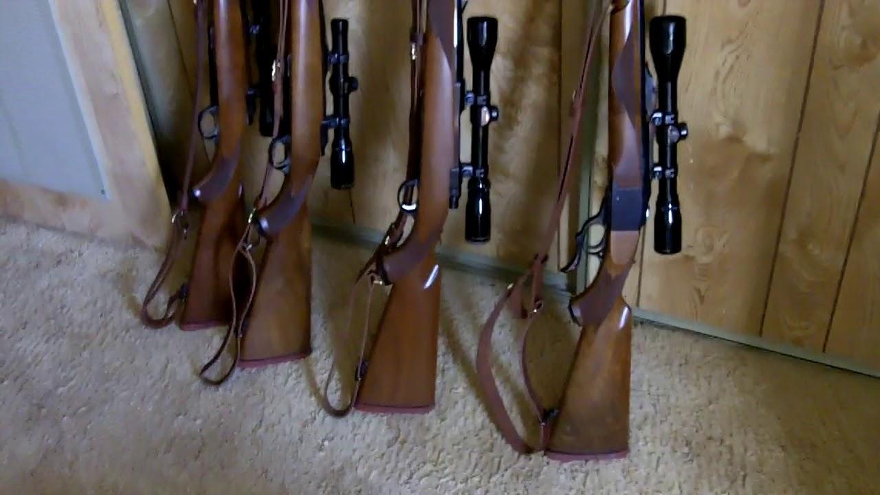 Some Hunting Rifles
