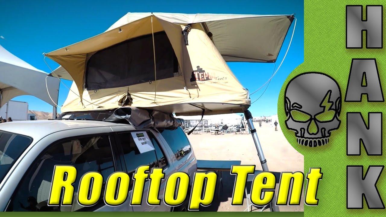 Tepui Tents Roof Top Tents SHOT Show 2017