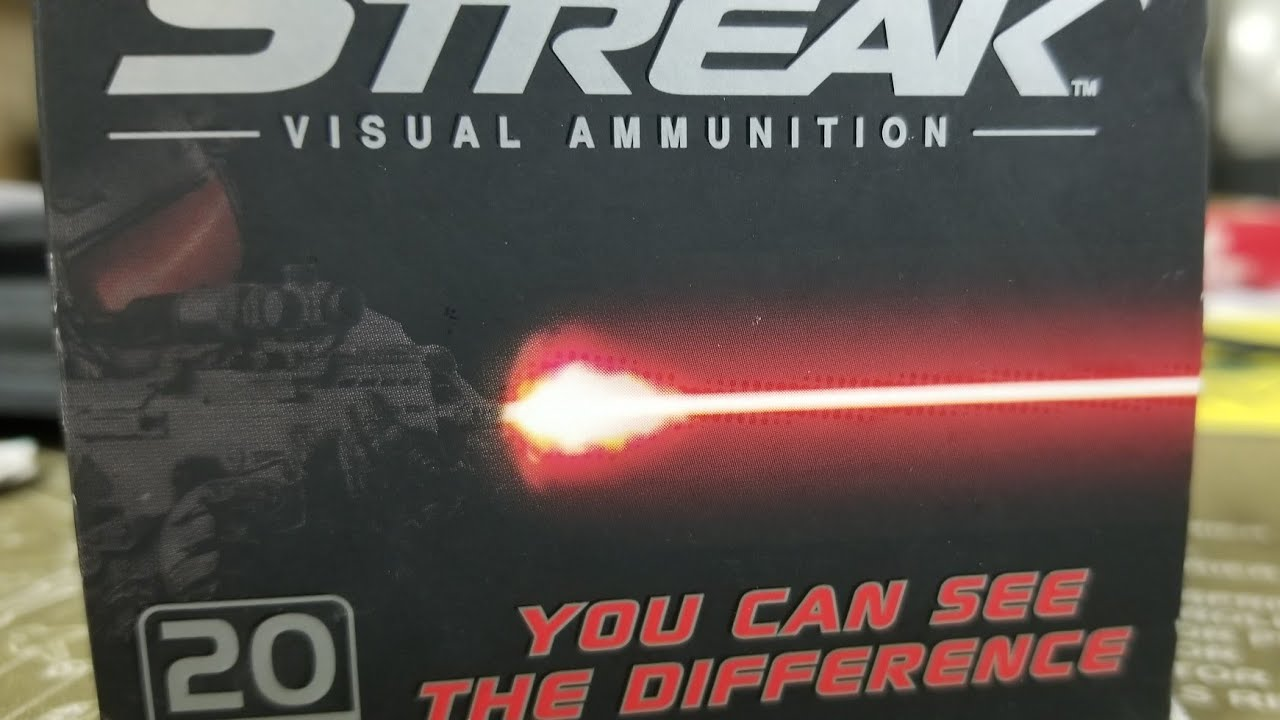 STREAK VISUAL AMMUNITION PART1