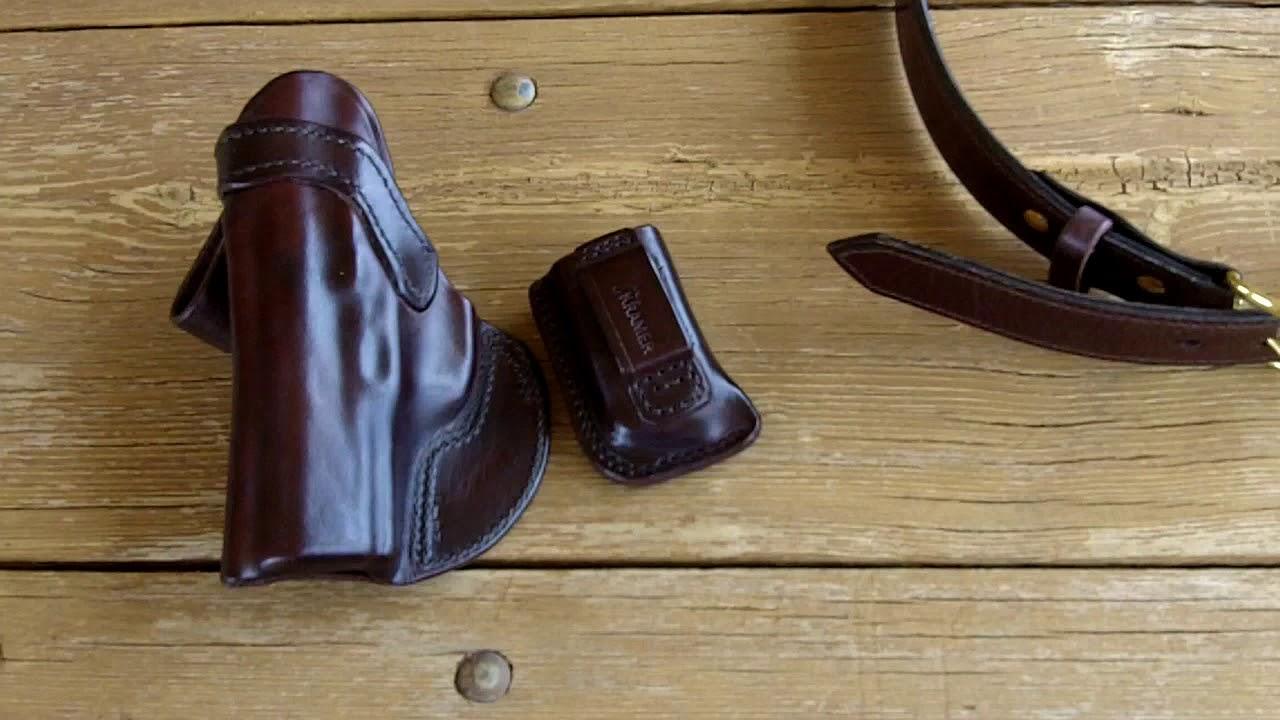 Kramer Leather #3 Holster