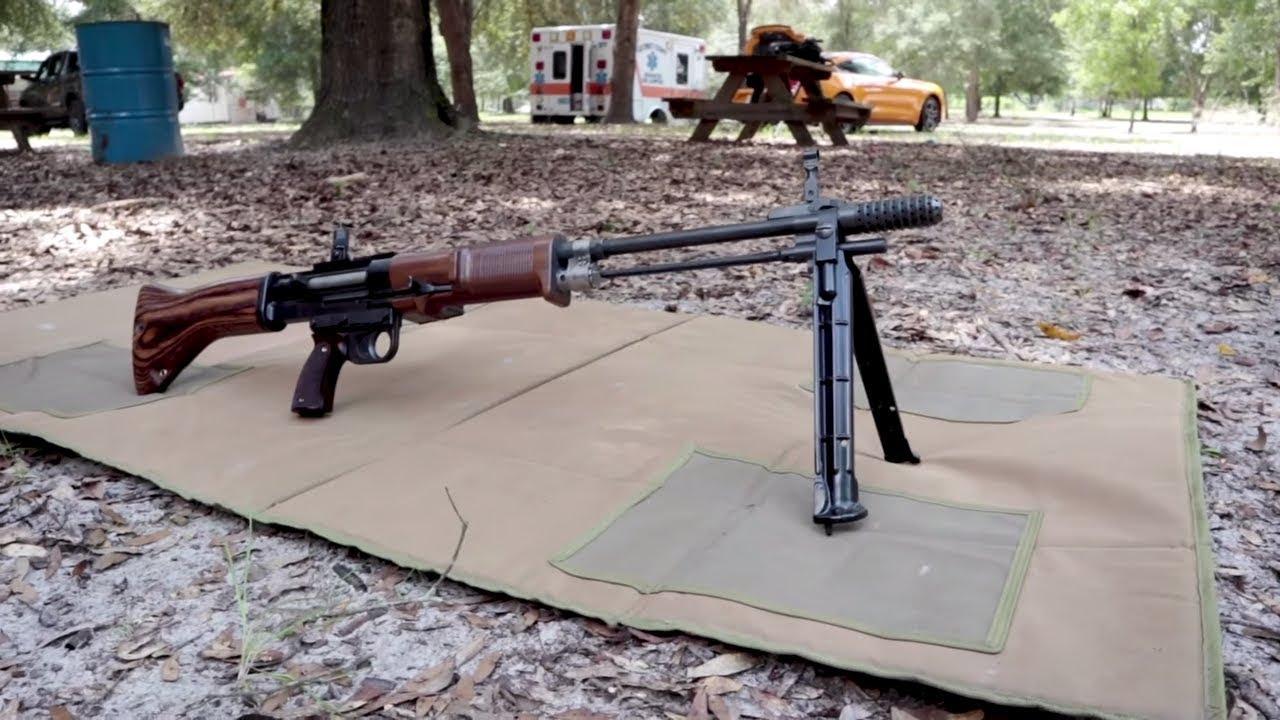 Magazines Matter SMG FG42 Rifle