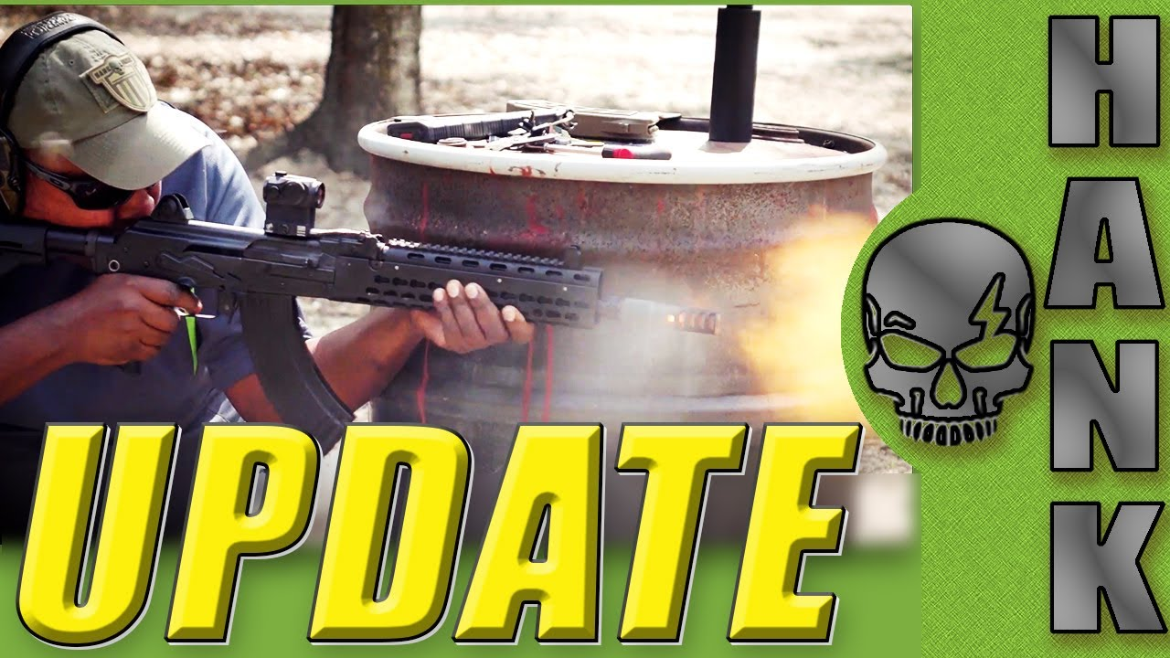 KV-13 Mod 2 AK-47 from Krebs Custom Update