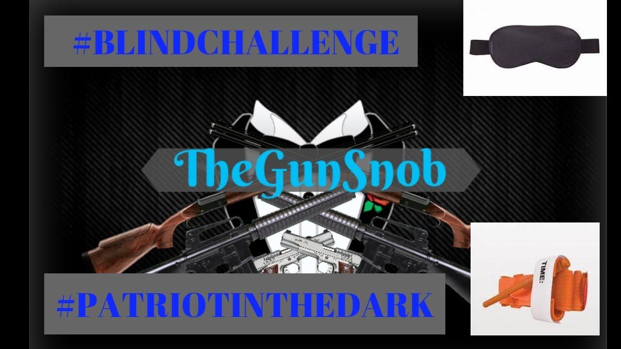 #BLINDCHALLENGE #PATRIOTINTHEDARK  My VR for Patriot in the Dark applying a cat tourniquet