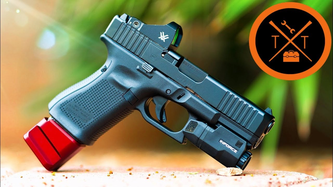 Glock 19 MOS Gen 5 ★★ Best 9mm pistol 2018??