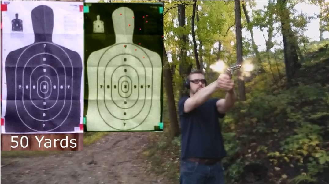 9mm Vs .38 Special Series Ep.3 - Long Range Capabilities
