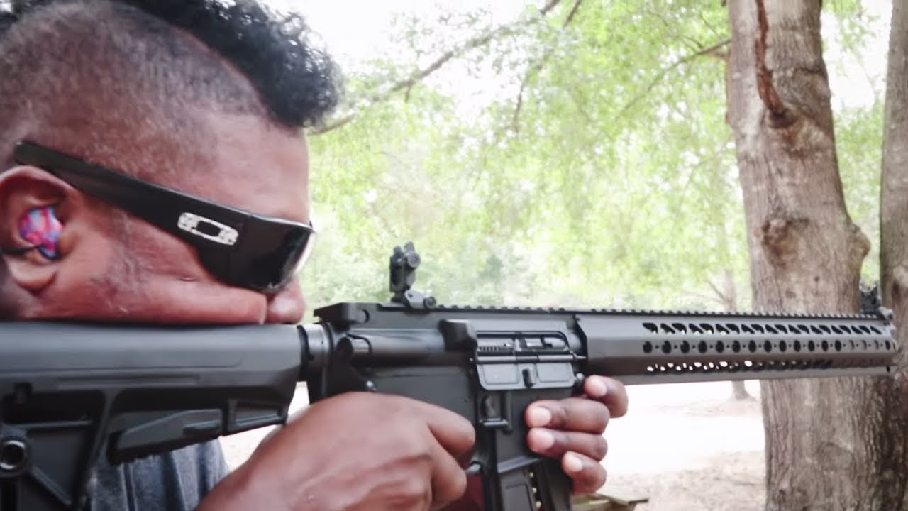 One Of The Coolest Things Defiance DMK22C LVOA From Kriss