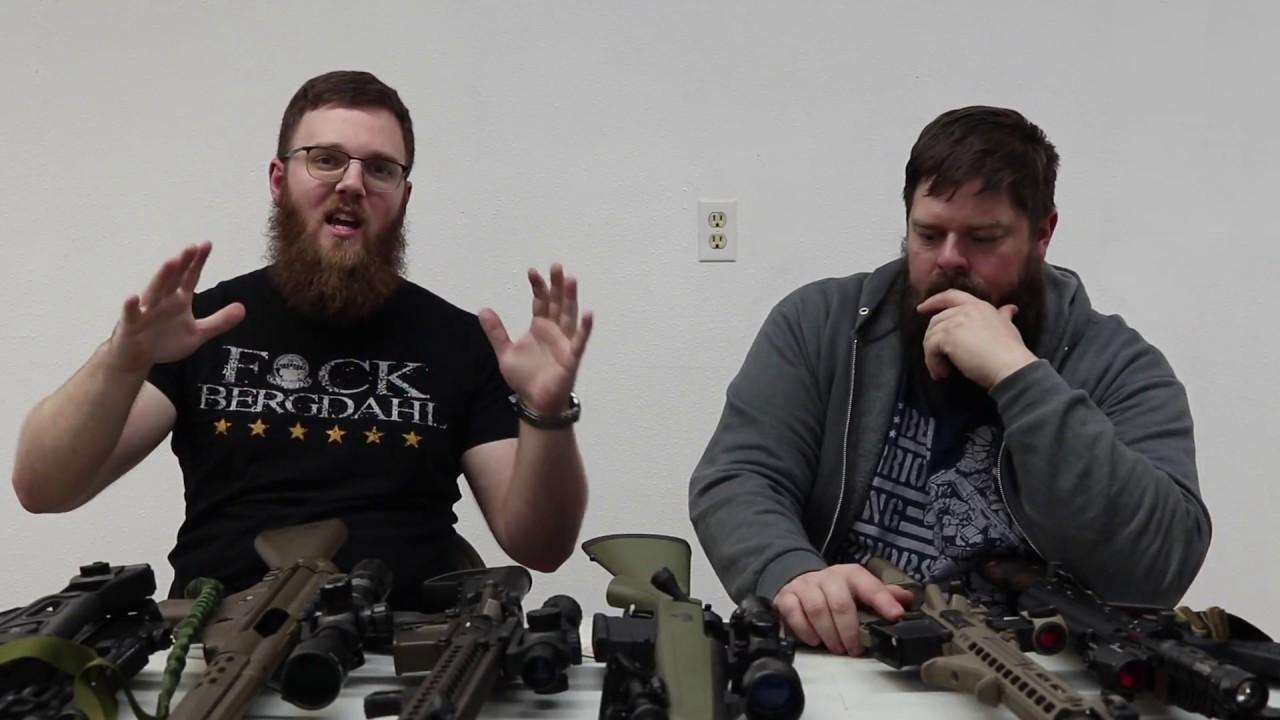 Top 5 Guns for an EMP w/ TheHossUSMC
