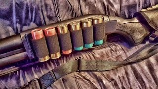 Tactical shotgun loading techniques