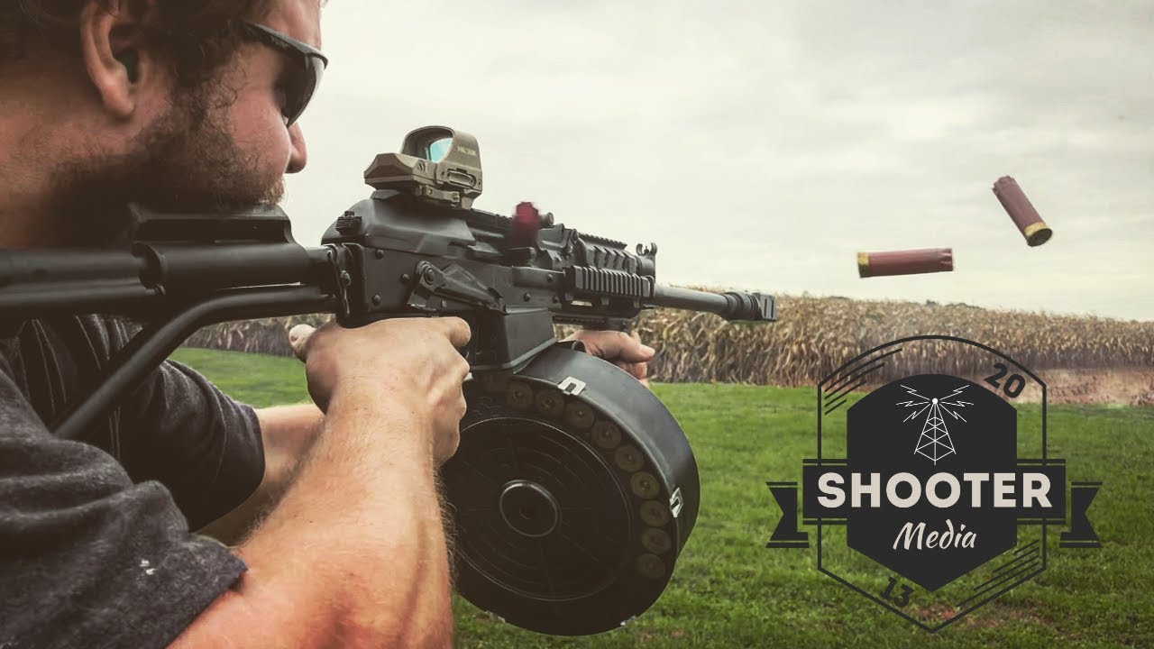 Dissident Arms Vepr 12 - Competition/Tactical Tuning
