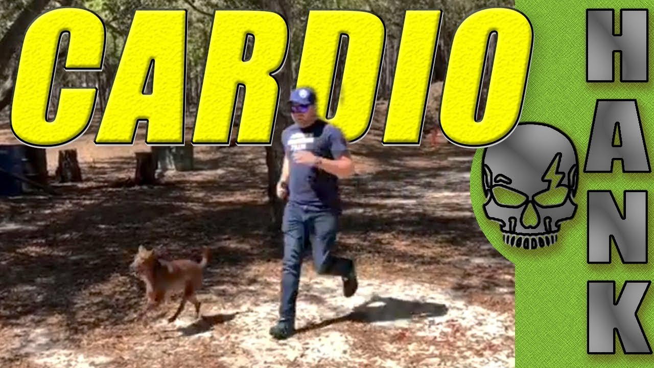 Cardio Control Training Drill With Rod Mills