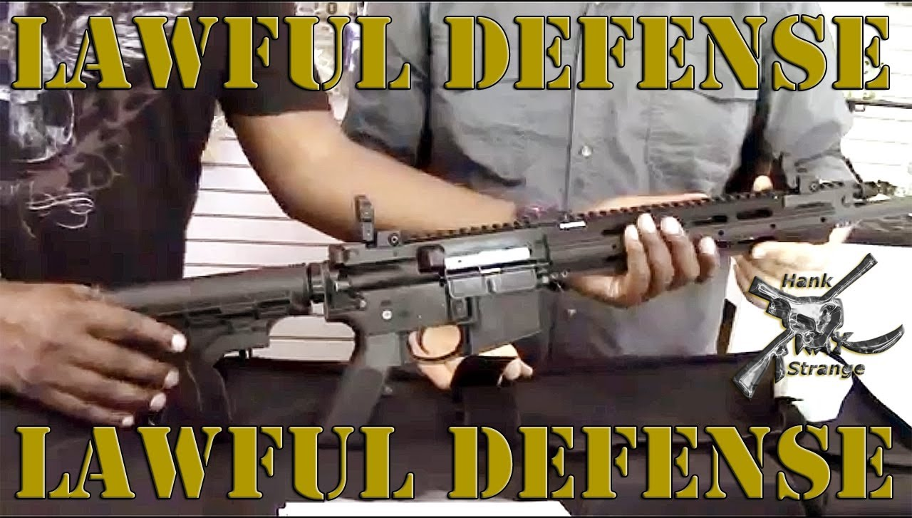 In the Gun Shop withLawful Defense Guns & Transfers [ In Store Visit Aug 1st 2013 ]