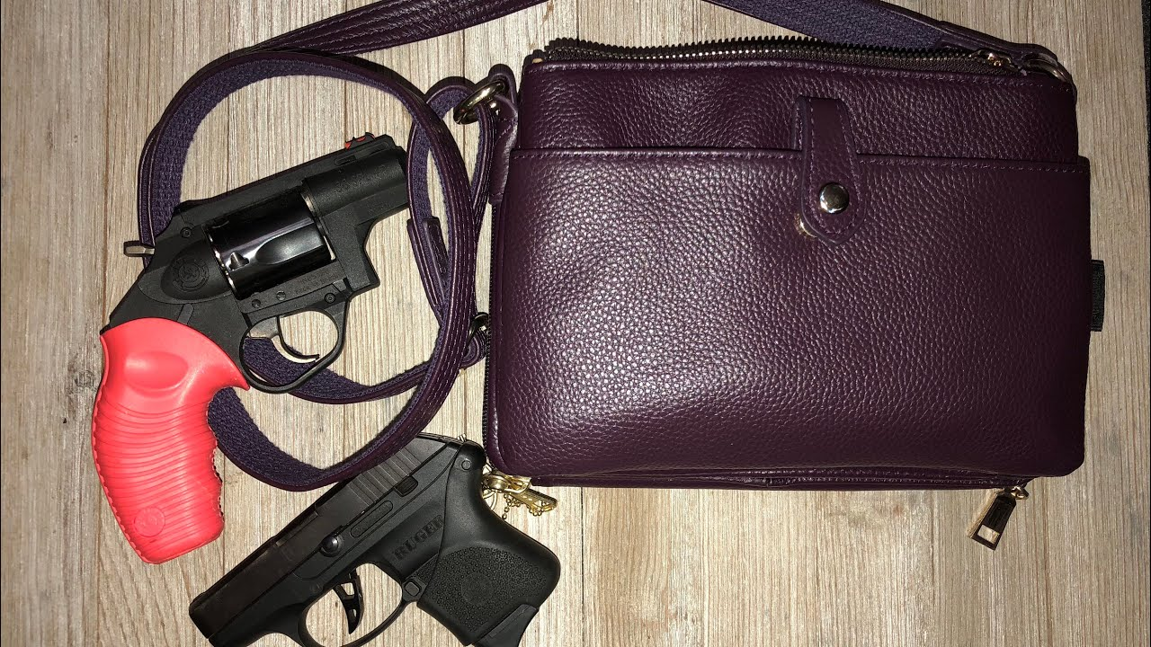 Cross Body Carry Purse Review