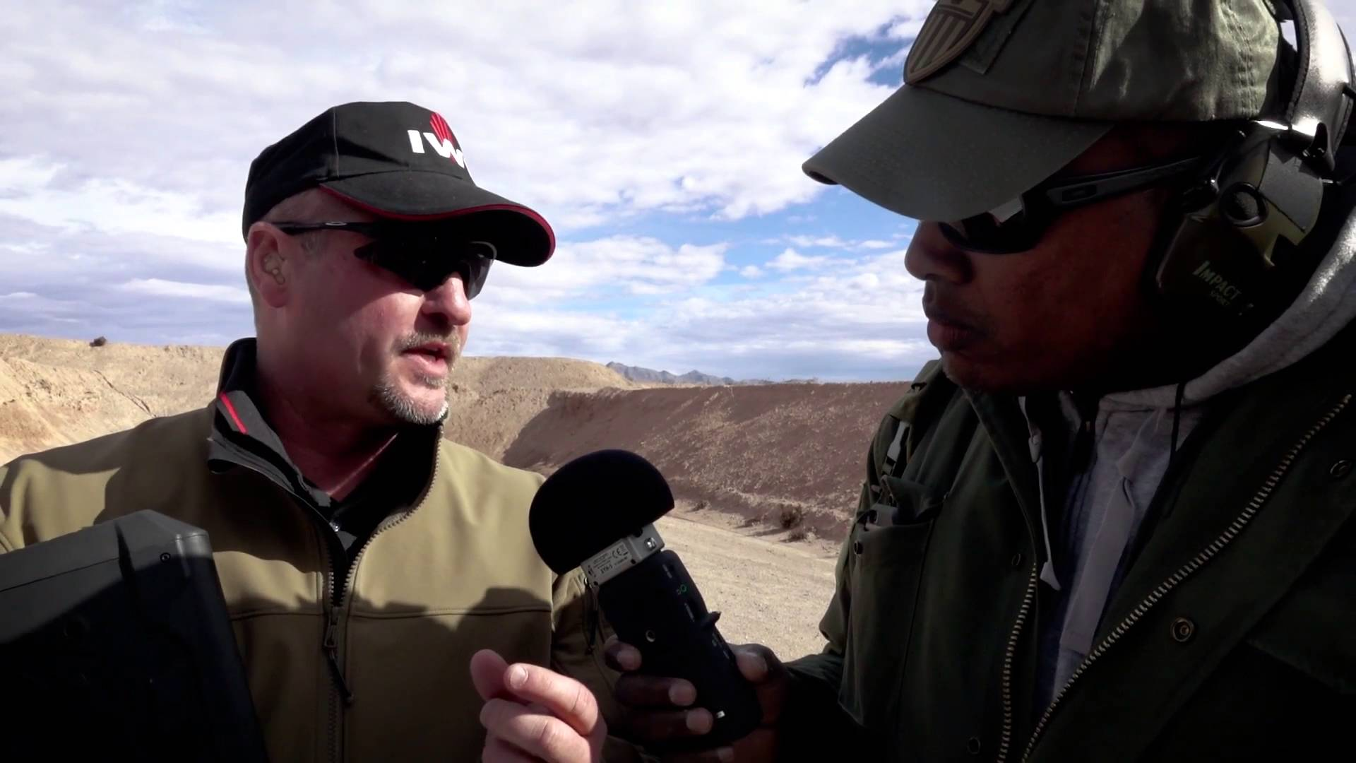 IWI Tavor 300 Blackout SHOT Show 2016 Media Day GunsAmerica