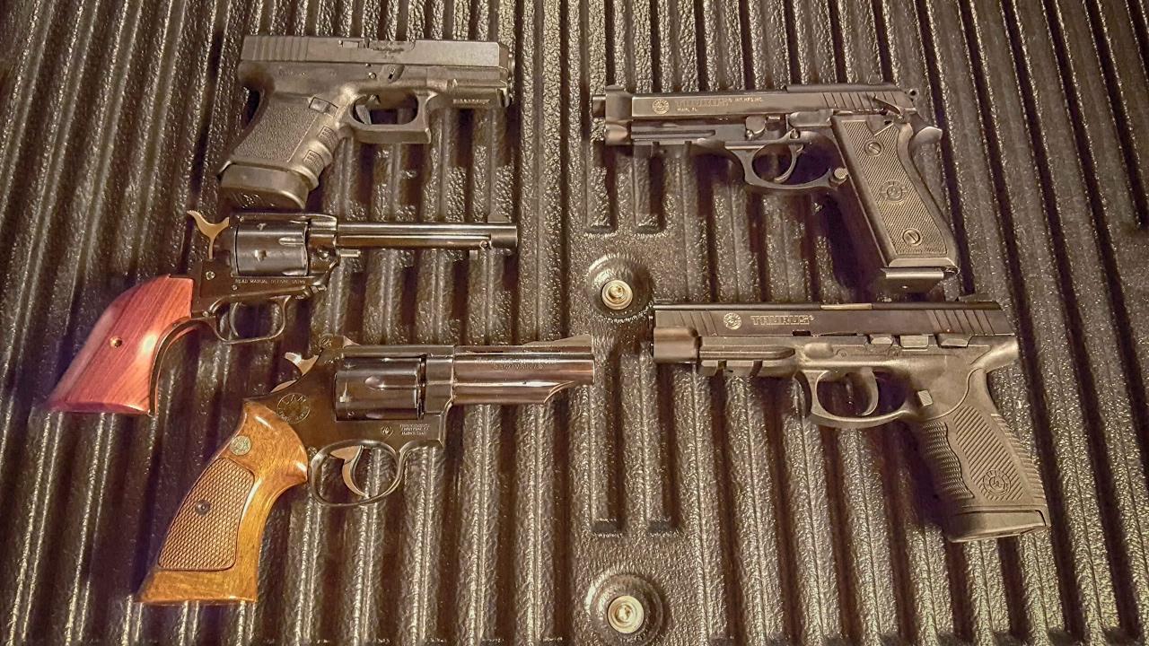 Single Action vs Double Action Revolver