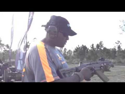 Krebs Custom & Definitive Arms AK Style 556 rifle SBR