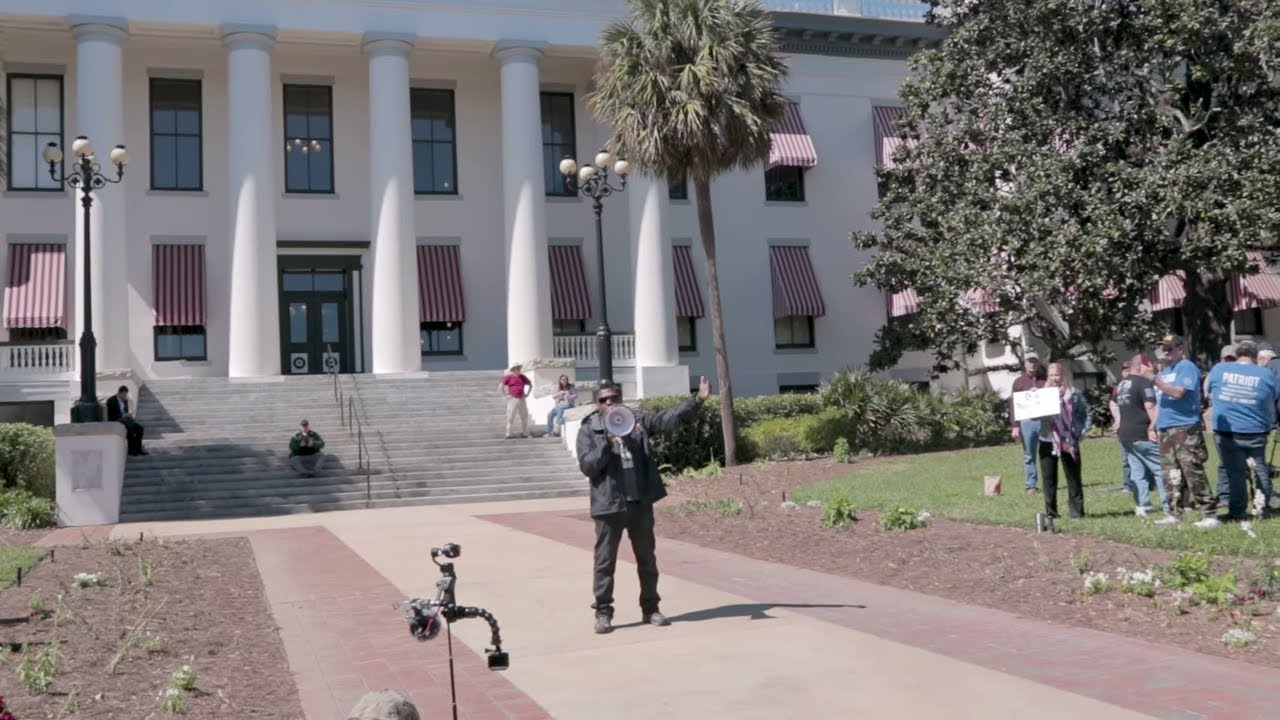 Patriots, Activists, Students Rally In Tally Vlog!