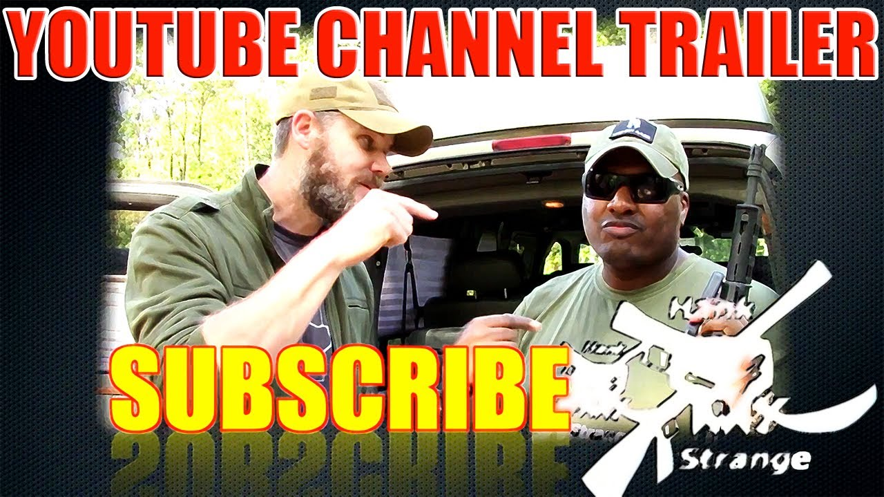 HANK STRANGE CHANNEL TRAILER : GUNS GIRLS & GEAR PLEASE SUBSCRIBE TO STAY UPDATED
