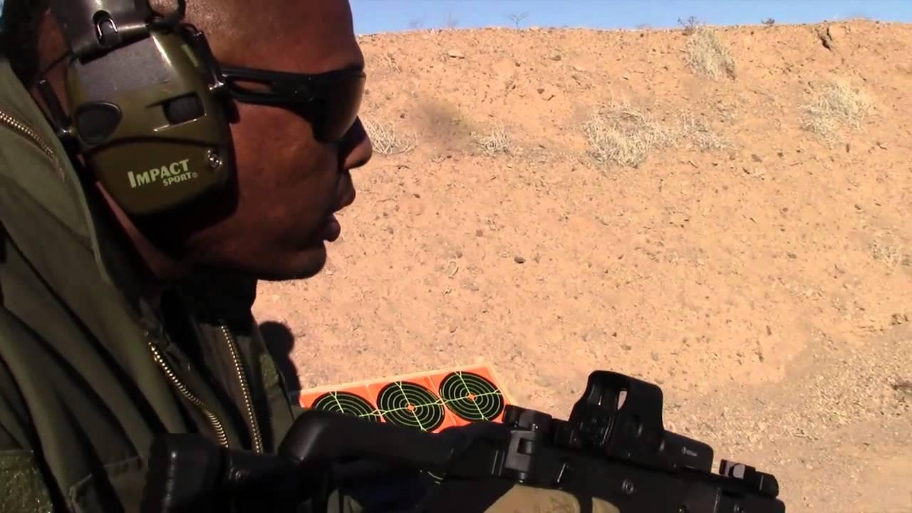 Full Auto & Suppressed Kriss Vector & Sphinx SDP Pistols Media Day At The Range