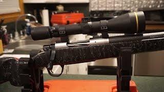 Christensen Arms Ridgeline 6.5 Creedmoor Tabletop Review