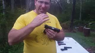 Different Breech Locking Systems on Pistols