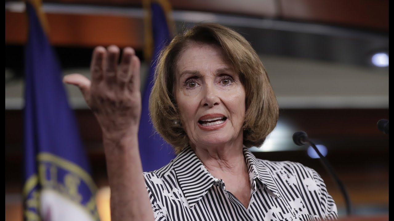 Nancy Pelosi Reaffirming Democrat Run House Will Prioritize Gun Control