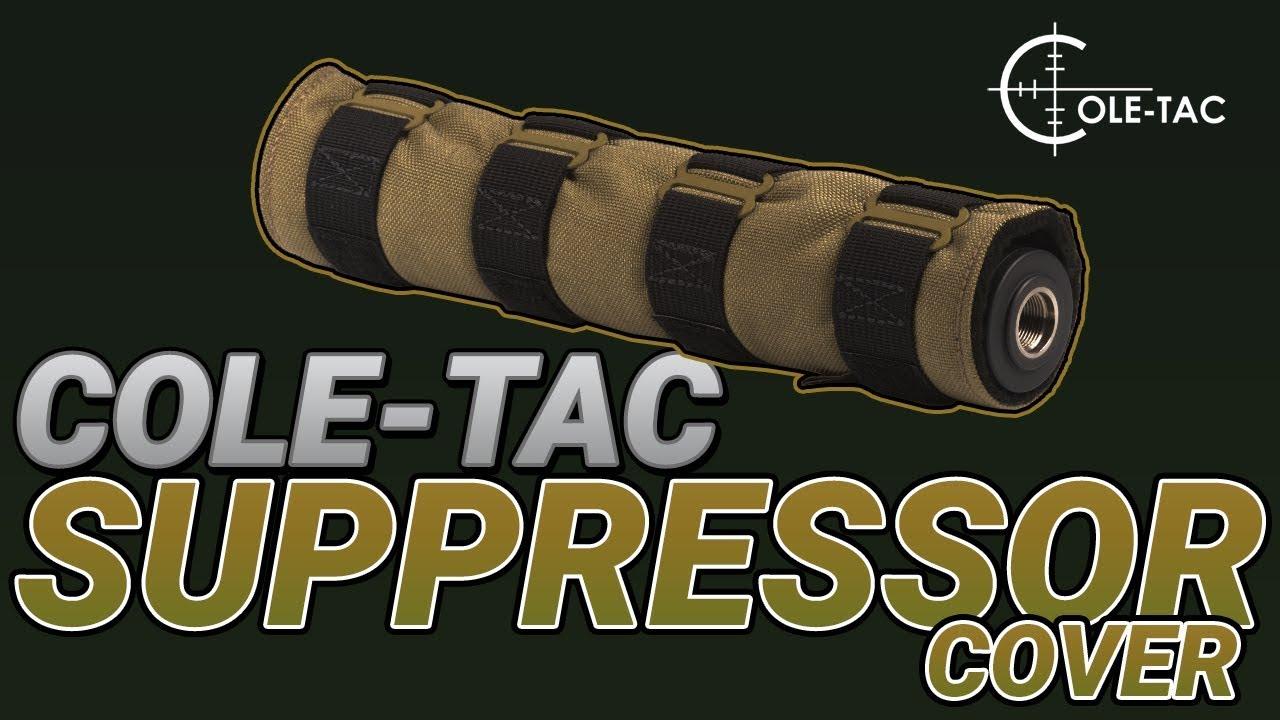 Cole-TAC Suppressor Cover Review