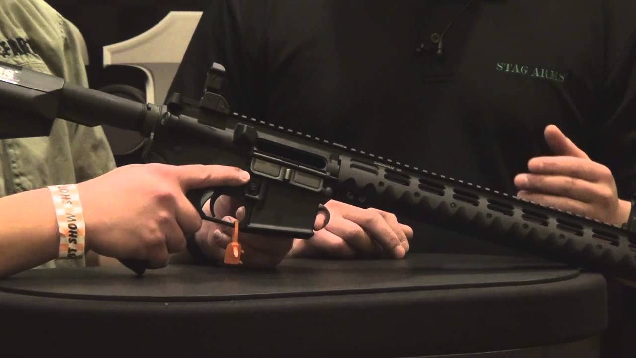 2014 Shot Show - Stag Arms