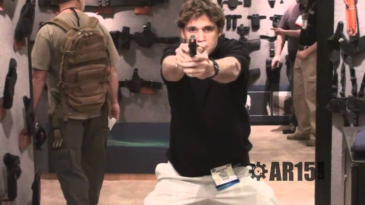 Mako Defense (Mako Group) - Israeli Method Training - SHOT Show 2011 - AR15.Com