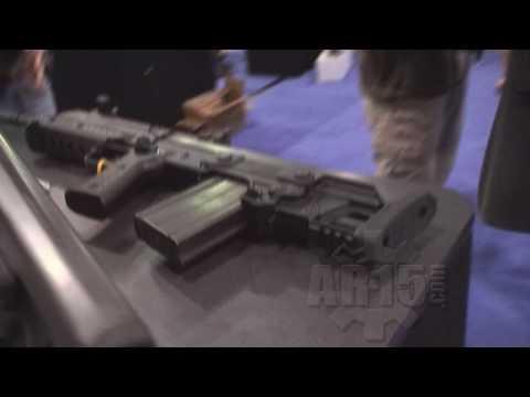 AR15.Com SHOT Show 2008 - Kel-Tec Booth