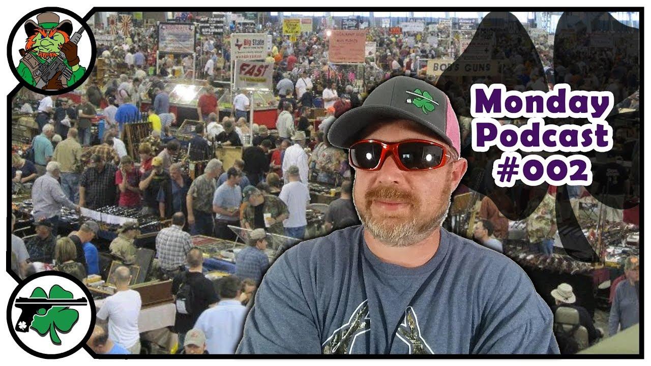 Monday Podcast #002 - Tulsa Trip & More