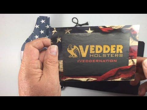 Vedder light tuck holster one week impressions