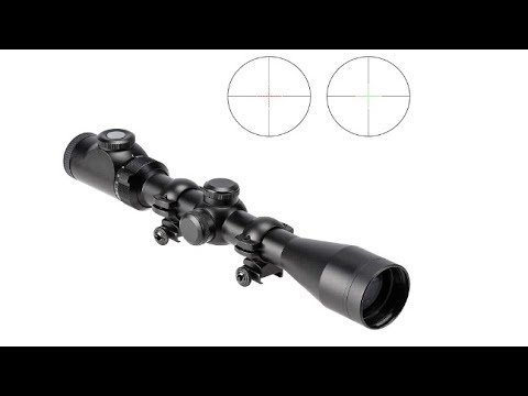 Pinty Pro 3-9x40mm riflescope unboxing and general overview.