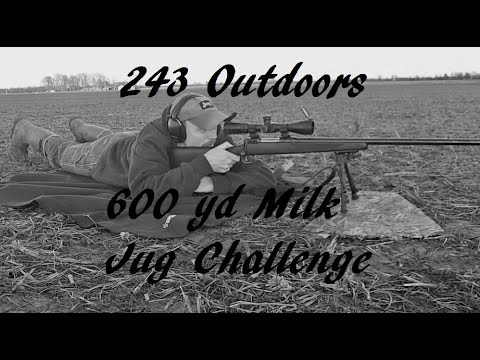 600 Yard Milk Jug Challenge
