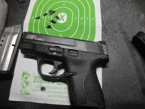 Smith & Wesson Shield Failure