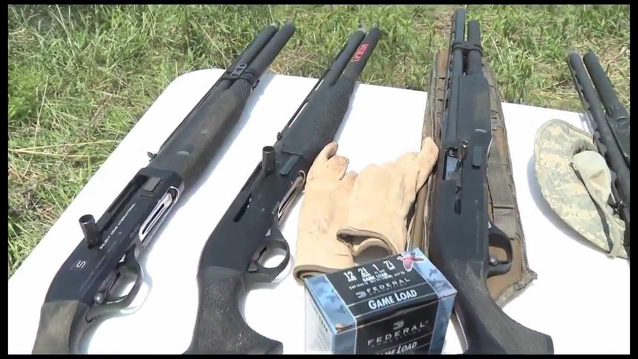 ATF Shotgun Study - What is