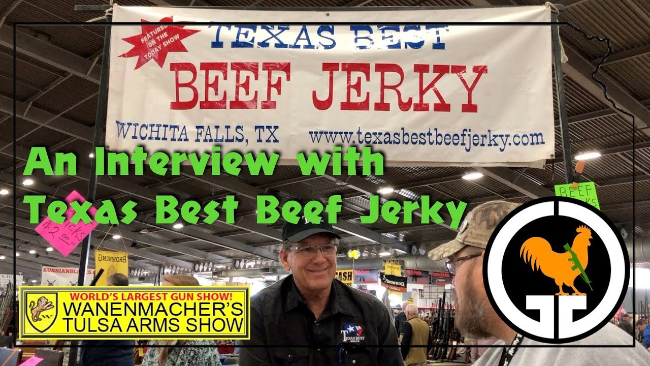 An Interview with Texas Best Beef Jerky
