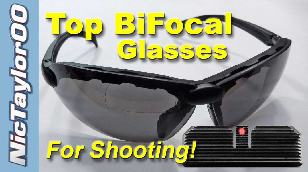 Shooting Glasses for the Best Sight Picture with Old Eyes