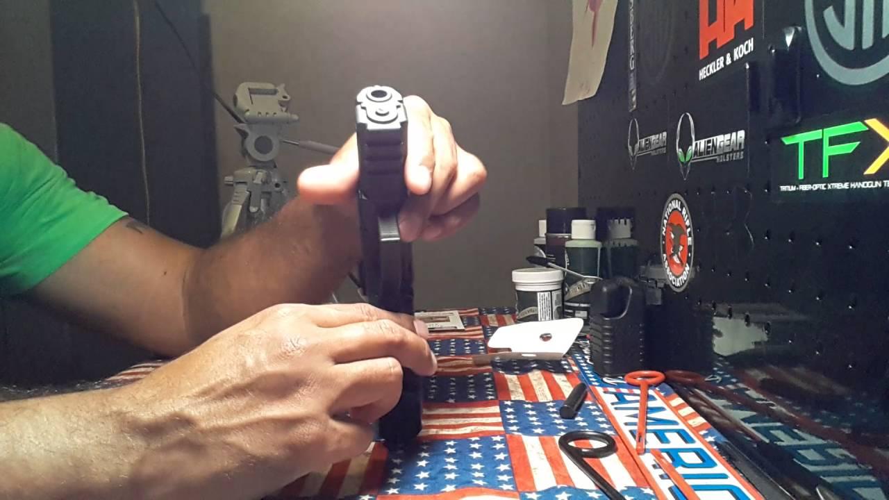 Gun Grips ....Traction Grips