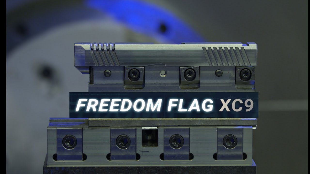 New Product Release - Freedom Flag XC9