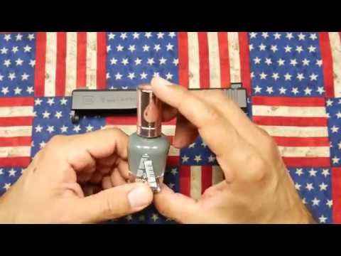 Color Fill your pistol: GLOCK 19