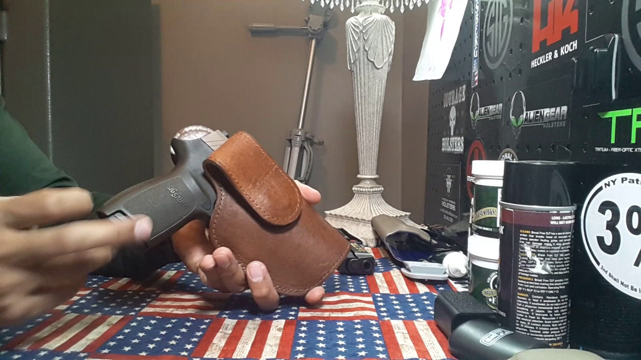 QCC Holster from JM4 Tactical: new size same great holster!!