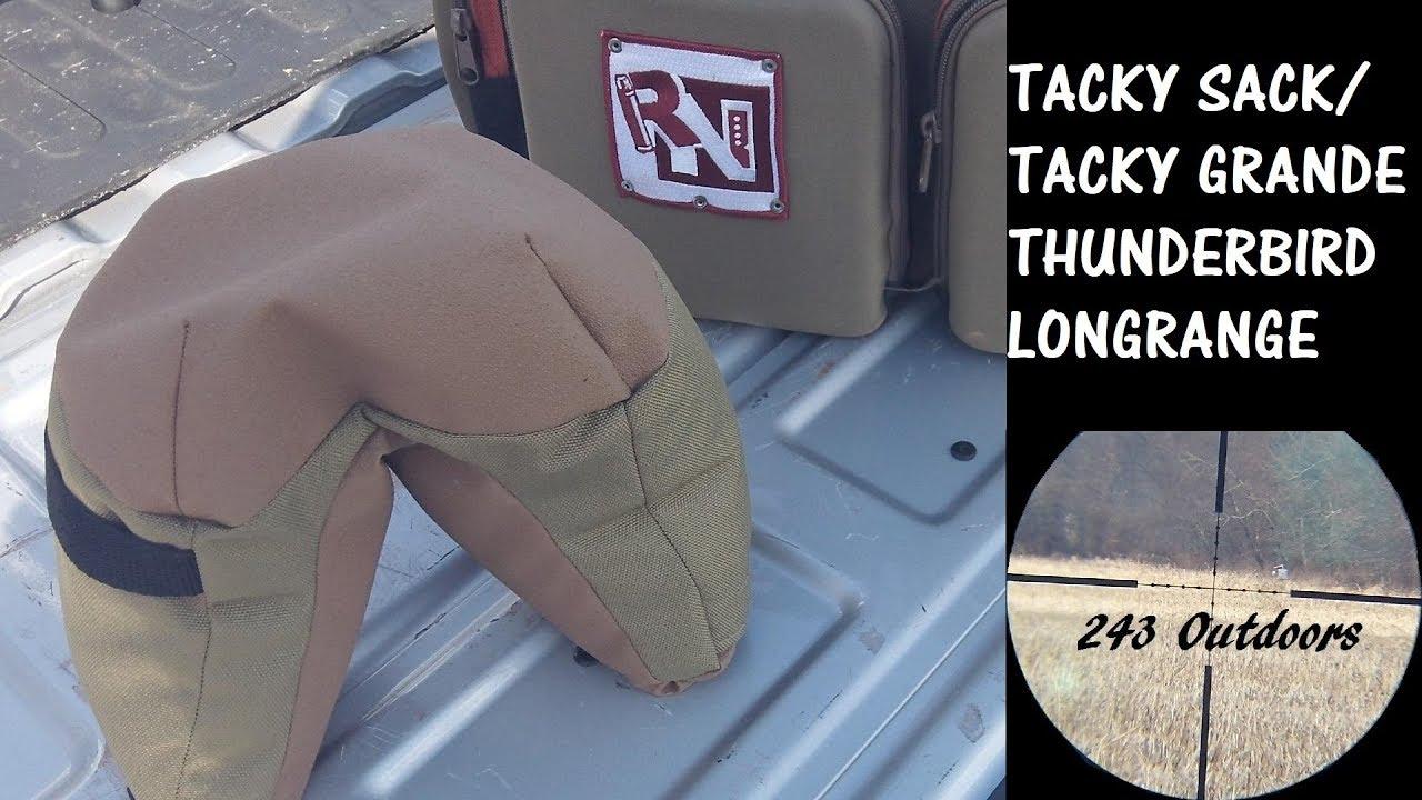 Tacky Sack / Tacky Grande from Thunderbird Long Range