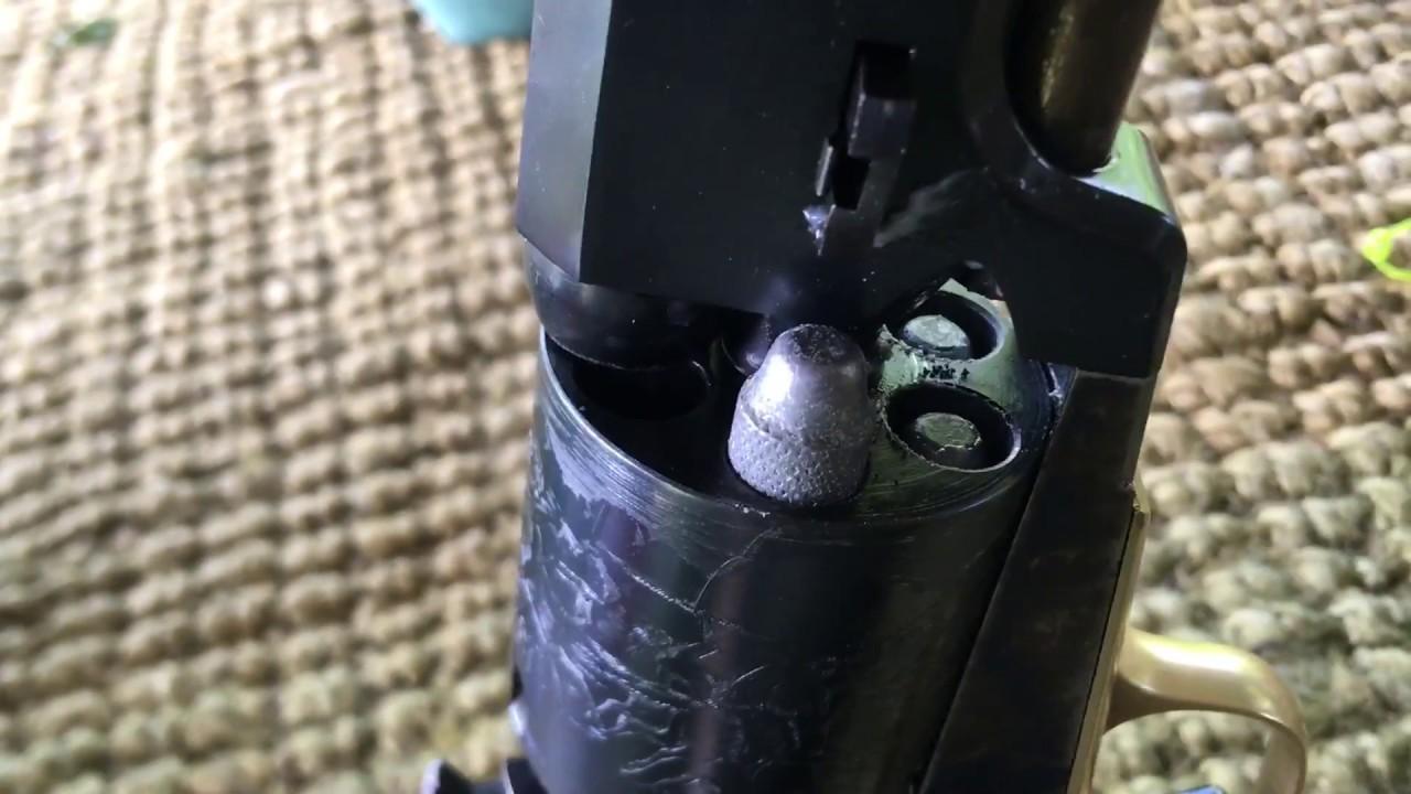 Colt's third model Dragoon using cheap 200 grain hunting bullets?